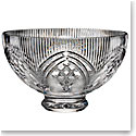"Waterford House of Waterford Rock of Cashel 10"" Footed Bowl"