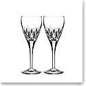 Waterford Enis Wine Goblet, Pair