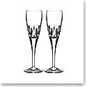 Waterford Enis Champagne Flute, Pair