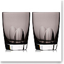 Waterford W Shale DOF Tumbler, Pair