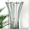 "Galway Crystal Dune Flared 14"" Vase"