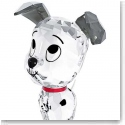 Swarovski Disney Cuties Dalmatian Lucky Puppy Dog