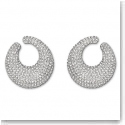 Swarovski Stone Pierced Earrings