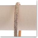 Swarovski Stone Mini Rose Bangle Bracelet