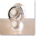Swarovski Crystal and Pearl Nude Bracelet