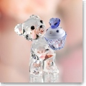 Swarovski Kris Bear Blue Cupcake