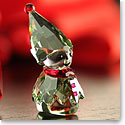 Swarovski Santa's Helper Figurine