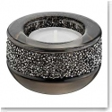 Swarovski Shimmer Tea Light, Gray