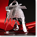 Swarovski Christmas Bell Ornament