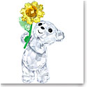 Swarovski Kris Bear A Sunflower For You