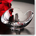 Nambe Crystal Heart Ring Holder