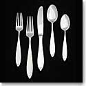 Wedgwood New Oberon Flatware, 5 Piece Place Setting