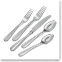 Vera Wang Wedgwood Infinity Flatware, 5 Piece Place Setting