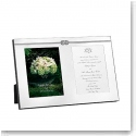 Vera Wang Wedgwood Infinity Frame Double Invitation