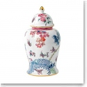 Wedgwood China Expressive Butterfly Bloom Lidded Vase