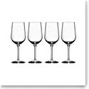 Orrefors Morberg Red Wine, Set of Four