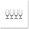 Orrefors Morberg Beer Glass, Set of Four
