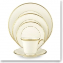 Lenox Dimension II Eternal White, 5 Piece Place Setting