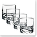 Orrefors Erik Old Fashioned Glass, Set of Four