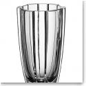 """Orrefors Crystal, Revolution 11"""" Crystal Vase"""