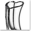 """Orrefors Valentino 11 3/4"""" Heart Vase"""