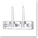 Orrefors Torg Long Candleholder, Single