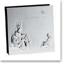 Wedgwood Peter Rabbit Silver Photo Album