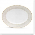 Monique Lhuillier Waterford Cherish Medium Oval Platter