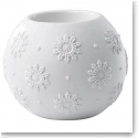Wedgwood Snowflake White Votive