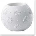 Wedgwood Snowflake White Votive