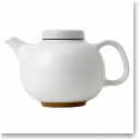 Royal Doulton Olio White Teapot