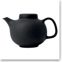 Royal Doulton Olio Black Teapot