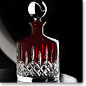 Waterford Lismore Red Decanter