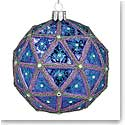 Waterford Holiday Heirloom 2017 Times Square Masterpiece Ball Ornament