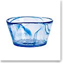 Kosta Boda Mine Bowl Blue