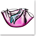 Kosta Boda Happy Going Bowl, Pink