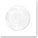 Kosta Boda Mine Plate, White