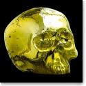 Kosta Boda Ludvig Lofgren Art Glass, Lantias Disco Lime Limited Edition