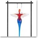 Kosta Boda Art Glass, Kjell Engman Angels, Red, Limited Edition