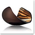 Kosta Boda Art Glass, Lena Bergstrom Planet Rubia, Limited Edition 20
