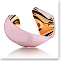 Kosta Boda Art Glass, Lena Bergstrom Planet Golden Nymph, Limited Edition of 20