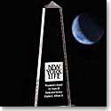Crystal Blanc Obelisk Award, Medium