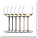 Riedel Fatto A Mano Oaked Chardonnay, Set of 6