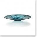 "Lenox Seaview 18"" Swirl Platter"