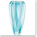 """Lenox Seaview Stripe Urn Vase 15"""""""