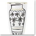 "Lenox China Kate Spade Daisy Place 9"" Vase, Chinoiserie"