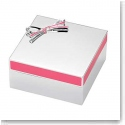 Lenox Kate Spade Vienna Lane Keepsake Box, Pink