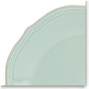 Lenox French Perle Bead Ice Blue Dinner Plate