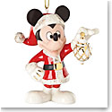 Lenox 2016 Decorate the Season with Mickey Ornament