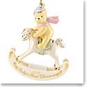 Lenox 2016 Winnie the Pooh Babys 1st Christmas Ornament